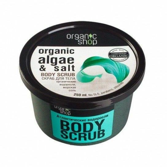 Exfoliante Corporal Suave Atlantic Algae