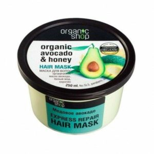Mascarilla Capilar Reparadora Honey Avocado