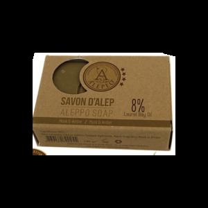 Pastilla de Jabón de Alepo Musk Amber