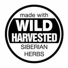Made with Wild Harvested Siberian Herbs