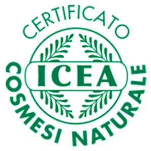Certificato Cosmesi Naturale ICEA