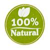 Certificado 100% Natural