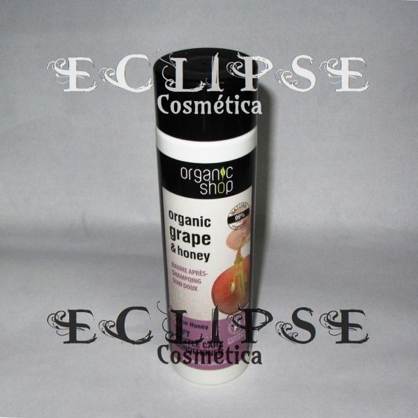 Acondicionador Cuidado Suave Grape Honey Eclipse Cosmética