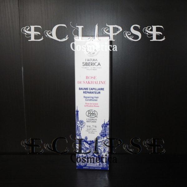 Bálsamo Capilar Reparador Natura Siberica Eclipse Cosmética