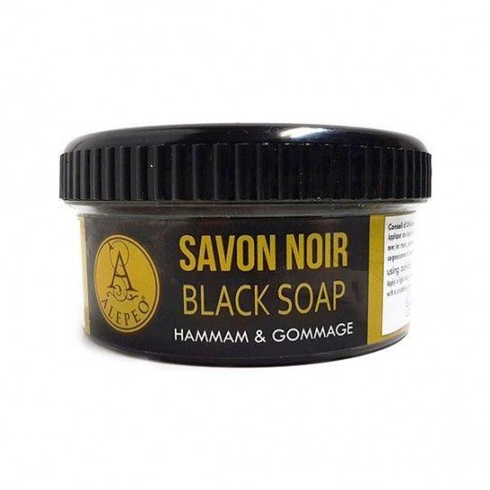 Black Soap Alepeo Certificado Natural 100%