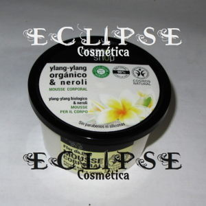 Body Mousse Bali Flower Eclipse Cosmética