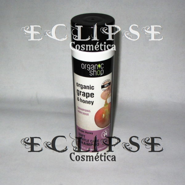 Champú Cuidado Suave Grape Honey Eclipse Cosmética
