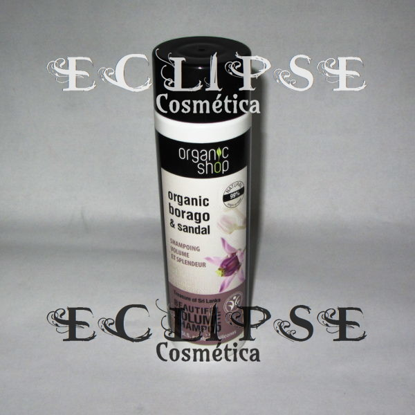 Champú Volumen Treasure of Sri Lanka Eclipse Cosmética