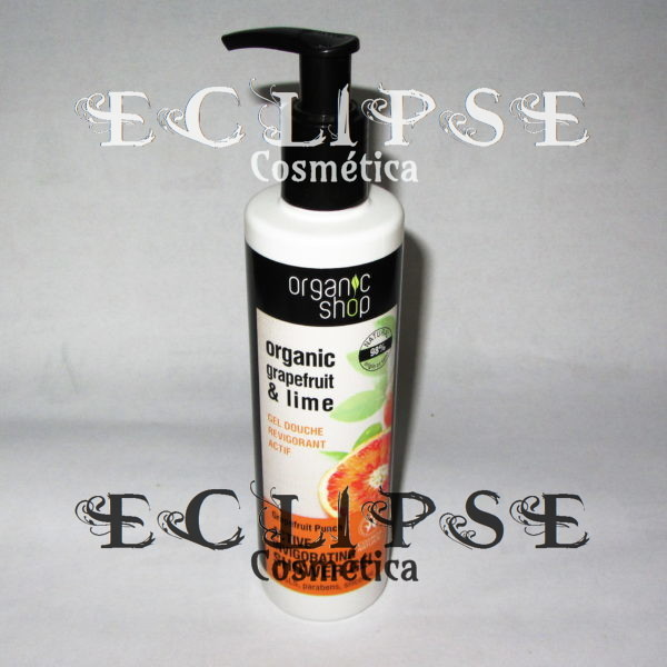 Gel de Ducha Tonificante Grapefruit Punch Eclipse Cosmética