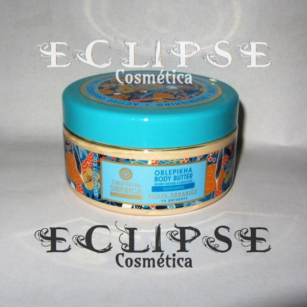 Manteca Corporal Oblepikha Eclipse Cosmética
