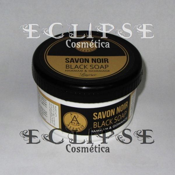 Jabón Negro Alepo_II Eclipse Cosmética