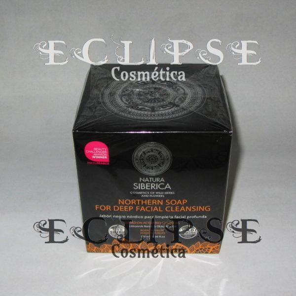 Jabón Negro Nórdico Eclipse Cosmética