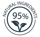 Ingredientes Naturales 95% - Café Mimi