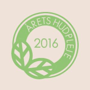 Årets Hudpleje 2016