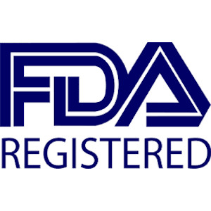 Certificado FDA Registered