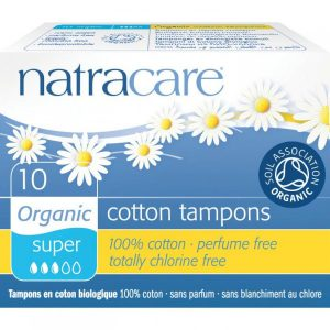 Tampones Super Natracare