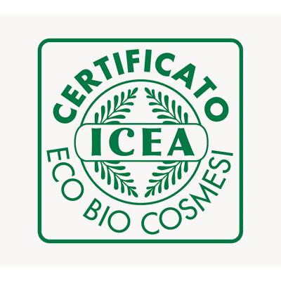 Certificado ICEA CERTIFICATO ECCO BIO COSMESI