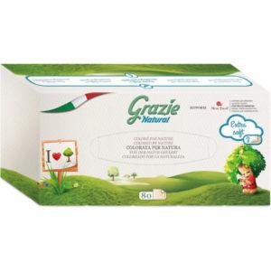 Pañuelo Tissue Caja Grazie