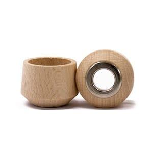 Arandela de madera para Mikado
