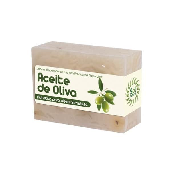 Jabón Natural Elaborado en Frio de Aceite de Oliva