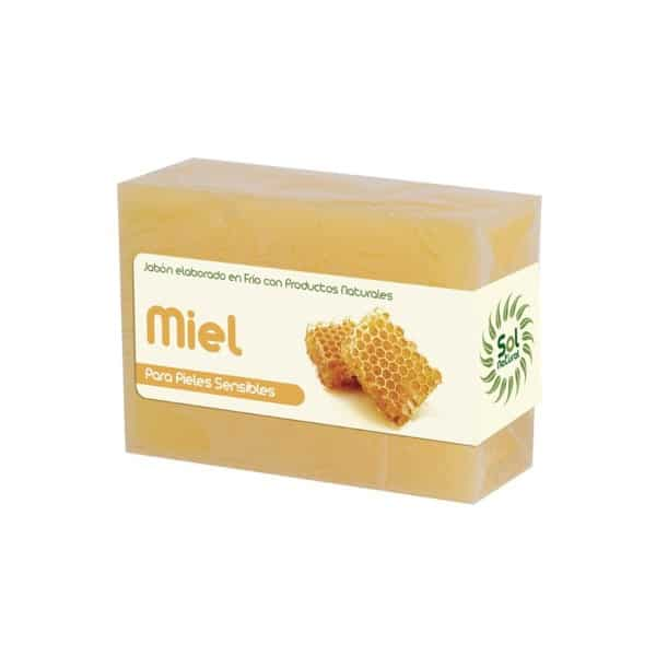 Jabón Natural Elaborado en Frio de Miel