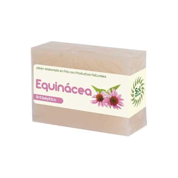Jabón Natural Elaborado en Frio de Equinácea