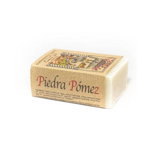 Jabón Natural con Piedra Pomez BIO