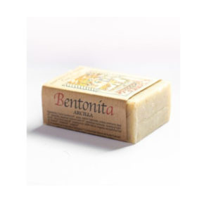 Jabón Natural de Arcilla Bentonita BIO
