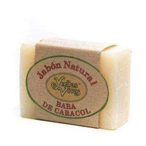 Jabón Natural de Baba Caracol