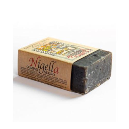 Jabón Natural de Nigella (Comino Negro) BIO