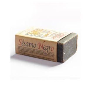Jabón Natural de Sesamo Negro BIO