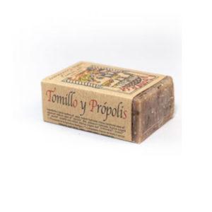 Jabón Natural de Tomillo y Própolis BIO